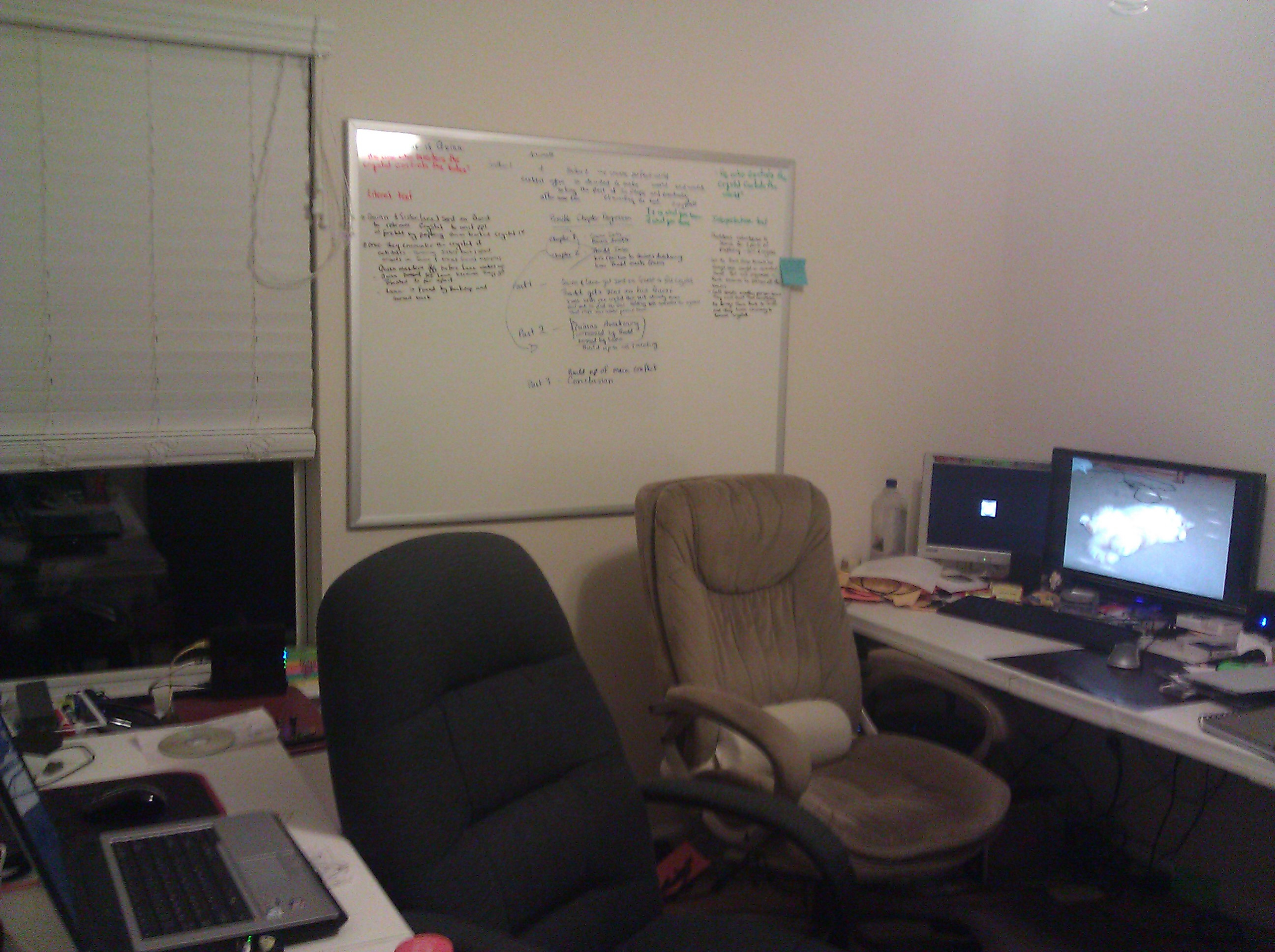 My Whiteboard & Workspace