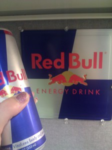 My Love of RedBull