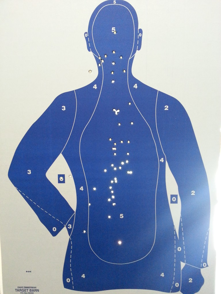 My Target & Grouping