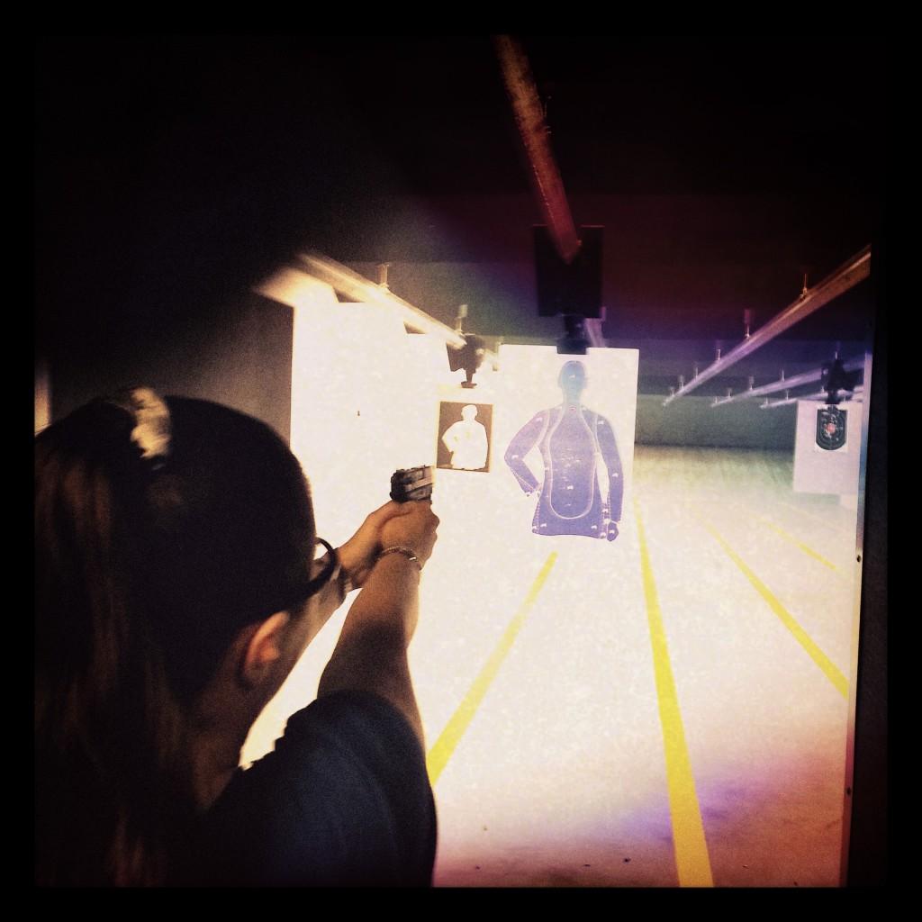 Me Shooting
