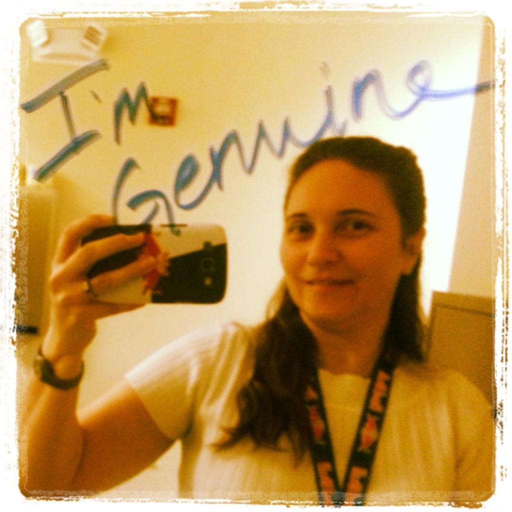I'm Genuine
