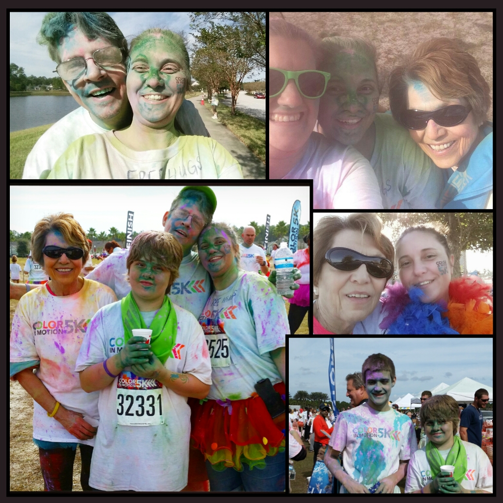 Color In Motion 5k